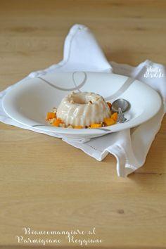 Biancomangiare al Parmigiano Reggiano - Ghiotto di Salute