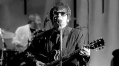 """Just in time to celebrate the 30th anniversary of Roy Orbison's classic release Black and White Night, Yahoo Music is excited to debut a completely recut, new edit of the legendary performance of """"Oh, Pretty Woman"""" — his biggest hit from his most iconic concert.  Says Orbison's son Alex of the video:"""