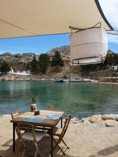 Outdoor Tables, Outdoor Decor, Patio, Outdoor Furniture, Home Decor, Old Town, Island, Travel, Homemade Home Decor