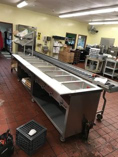 Delivering A New Steam Table Perfect For Dining Halls Buffets - Cafeteria steam table
