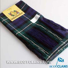 Clan Forbes Wool Tar