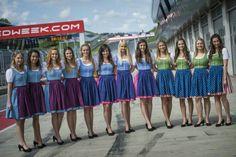 Formula Unas Grand Prix von Österreich 2015