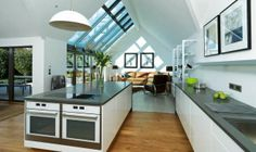 *K* Contemporary Barn Remodel | Homebuilding & Renovating
