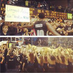 #ZipsGameday Photo Akron Zips Men's Basketball vs. Ohio Bobcats #ThinkBigger