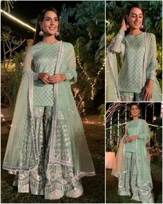 Eid Outfits Pakistani, Pakistani Party Wear Dresses, Diwali Outfits, Pakistani Fashion Casual, Designer Party Wear Dresses, Pakistani Dress Design, Indian Designer Outfits, Bridal Dress Design, Dress Indian Style