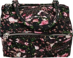 Givenchy Small Floral Pandora Handbag | #Chic Only #Glamour Always