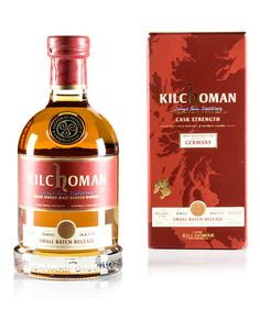Kilchoman Small Batch for Germany 8 J. Whisky, Cigars, Whiskey Bottle, Germany, Wine, Drinks, Recipes, Food, Whiskey