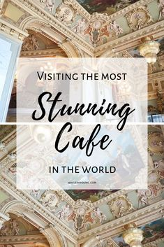 The most beautiful cafe in the world is located in Budapest Hungary! See inside this magnificent restaurant and check prices and menu. Travel Tips Travel New York Cafe Budapest, Budapest Restaurant, Luxury Restaurant, Travel Advice, Travel Guides, Travel Tips, Solo Travel, Travel Articles, Travel Destinations