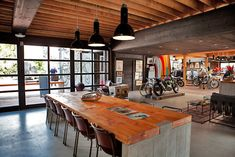 Deus ex Machina Motors Into Venice - Now Open - Racked LA
