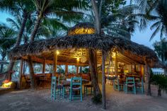 Tucked away on the quiet island of Holbox, the Barquito Mawimbi is Mexico's quiet gift to seafood and cocktail aficionados.