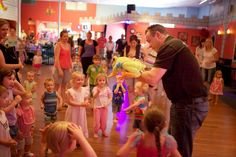 Stamp Me is not just for adult things, but can now be used at Tiddlywinks in Brisbane for entertaining your little people. — at Tiddlywinks Dance & Play Cafe and Indoor Play Centre.