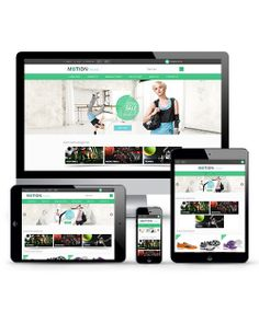 Nop Motion Responsive Theme for nopCommerce. Suitable for sports, apparel, active footwear, fitness stores. http://themes.motion.nop-templates.com/