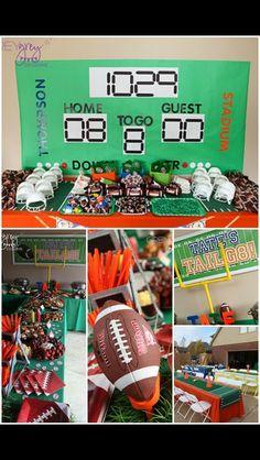 62 Best Nfl Bday Ideas Images On Pinterest American Football