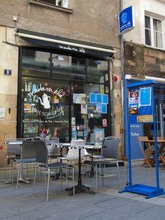 Madam Bla, salon de thé scandinave - Nantes