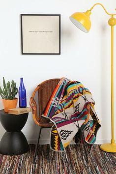 Camper remodel inspiration: navajo style