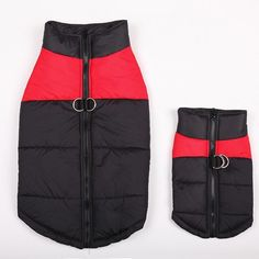 Waterproof Vest Dog Harness - sizes Small -5XL