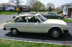 You are bidding on a 1979 Peugeot 504 sedan in truly immaculate condition. The pictures do not lie the car is that good. This is an original owner car. and the car is turn key with every option and controller working perfectly. The body of the car is in extraordinary condition with all the chrome and trim looking great. The car received a complete paint job several years back with a two s