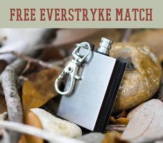 Get this $15 Everstryke Match FREE as part of this huge national Survival Life promotion! Start fires anywhere with this cool little piece of survival gear #survivallife | survivallife.com