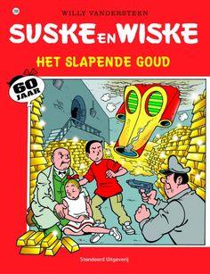 Suske en Wiske. » 288 – Het slapende goud