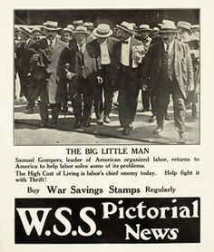 Artist Unknown poster: WSS Pictorial News - The Big Little Man