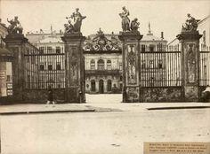 Ministerstwo Spraw Zagranicznych mieszczące się w Pałacu Brühla