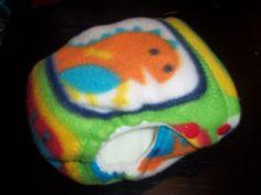 Free cloth diaper pattern!