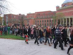 Occupy Birmingham students defy injunction after university pursues them in court