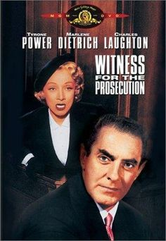 Witness for the Prosecution (1957) - Pictures, Photos & Images - IMDb
