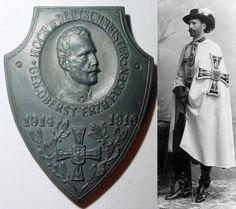 HI&RH Archduke Eugen of Austria-Teschen Archduke, The Grandmaster, Ferdinand, Hungary, Austria, Knight, Bohemia, Gotha, Knights