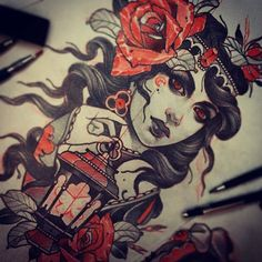 Vitaly Morozov Check out electrictattoos' new store HolyLovers! Sketch Tattoo Design, Tattoo Sketches, Tattoo Drawings, Tattoo Designs, Tattoo Ideas, Life Tattoos, Body Art Tattoos, New Tattoos, Cool Tattoos