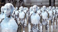 """Por mais que o campo da inteligência artificial esteja avançado, o #cinema continua a representá-lo de maneira equivocada. Como diria HAL 9.000, de """"2001: Uma Odisseia no Espaço"""", isso só pode ser atribuído a erro humano. Foto Divulgação."""