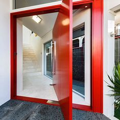 Modern Entry Design, Pictures, Remodel, Decor and Ideas