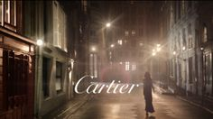 CARTIER presents GLAMOUR / Directed by marc & ish
