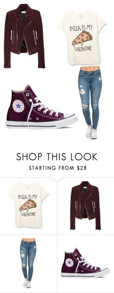 """Untitled #220"" by sierrapalmer10 on Polyvore featuring Balenciaga, Converse, women's clothing, women, female, woman, misses and juniors"