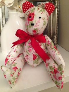 Blossom - Jointed Teddy Bear £30.00