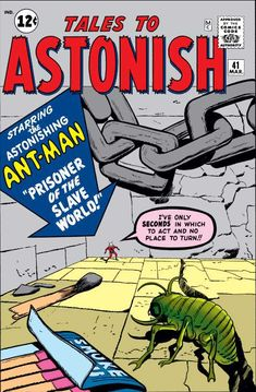 Tales to Astonish #41 - Prisoner Of The Slave World