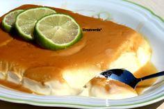 llimaverda: Pastel de lima-limón
