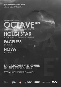 Octave @ Salt & Pepper, Pforzheim