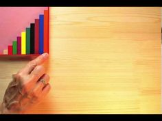 ▶ Cuisenaire rods for the counting numbers up to 10 - YouTube