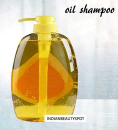 DIY: Oil Shampoo for shiny, soft hair. To make your own oil shampoo you will need: A container Hair oil (I used virgin olive oil) your favorite shampoo Natural Hair Shampoo, Natural Hair Tips, Natural Beauty, Coconut Oil Hair Spray, Home Remedies Beauty, Natural Remedies, Homemade Coconut Oil, Diy Shampoo, Homemade Beauty