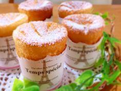 フワフワのシフォンケーキを簡単に紙コップで作ってみましょう!かわいい紙コップを使えばそのままギフトやプレゼントにもできそうです!味もラッピングもアレンジ次第でどんどん広がりそうですね♪さっそく作り方を紹介します♪