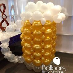 Cheers! This balloon beer is a fun way to celebrate | Balloons by Tommy | #balloonsbytommy