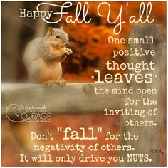 Fall Y'all!! <3