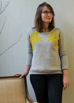 Lacey Linden Sweatshirt