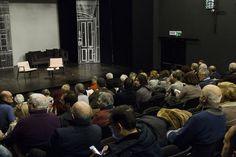 DIO E IL SUO DESTINO | Incontro con Vito Mancuso in occasione della pubblicazione del libro edito da Garzanti, 2015 ne discute con l'autore Corrado Augias | Teatro Eliseo, 18 gennaio 2016 | Ph. Gioia Maruccio