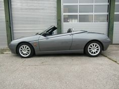 1998 Alfa Romeo Spider 3.0 V6 L is ready for CANADIAN ROADS. Check it out on http://www.alfaromeoimport.com/spider.html