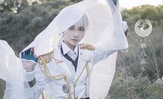 Uniform - Hikarin(ひかりん) Tsurumaru Kuninaga Cosplay Photo - Cure WorldCosplay