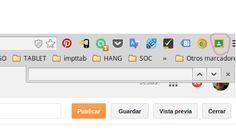 #Interesante complemento de Chrome para compartir en Google Classroom en tiempo…
