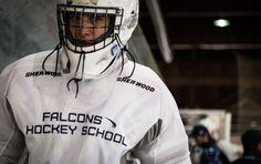 Die FALCONS Hockey school!   www.hc-falcons.it