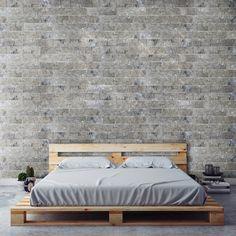 Blog da Revestir.com: Belezuras da Ritallio. Marca da Mosarte traz toda beleza do tijolo rustico em ótimo custo x beneficio.
